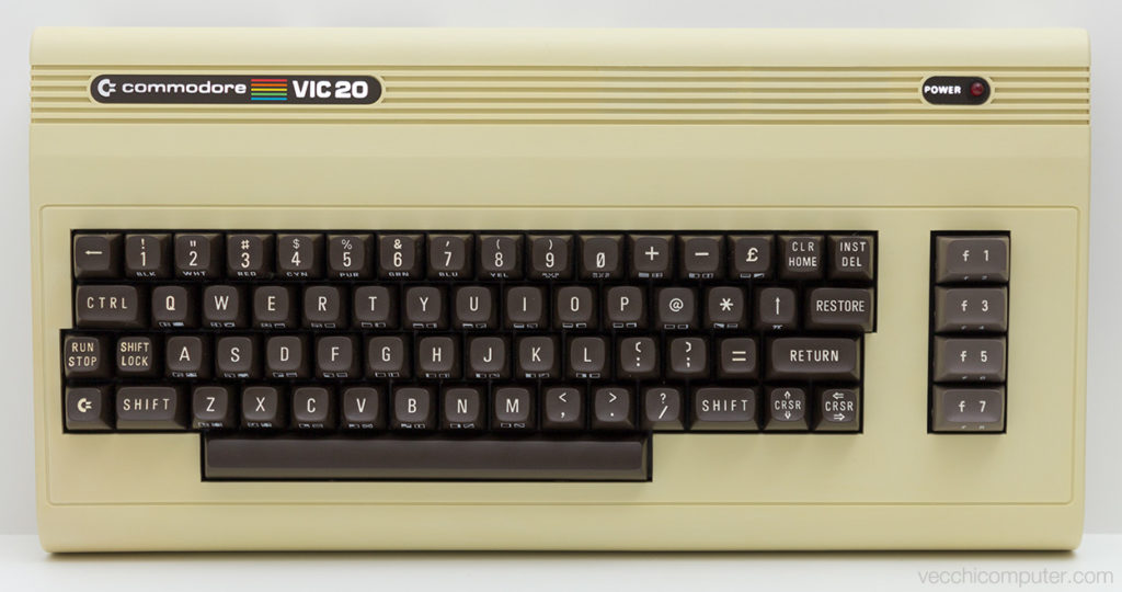 Commodore VIC 20 Retr0bright